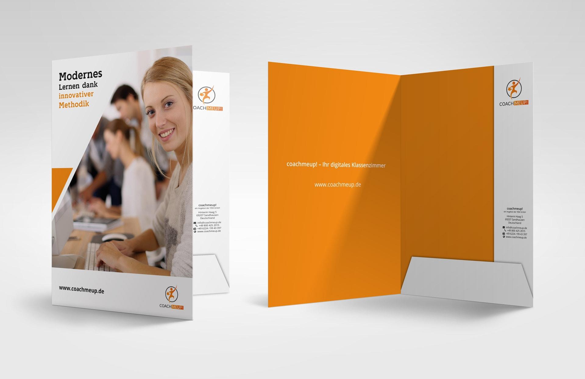 YEM GmbH Präsentationsmappe
