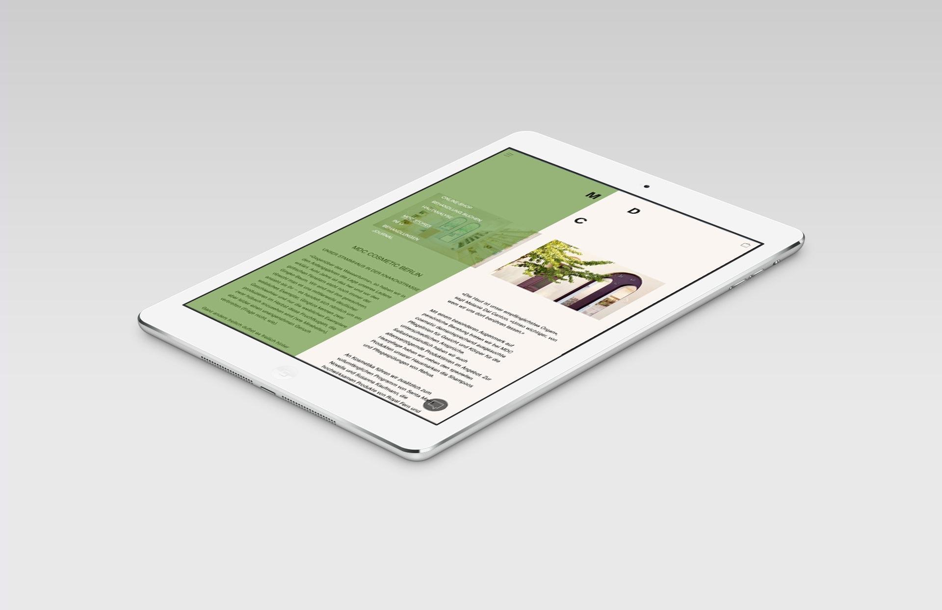 'referenz-mdc-cosmetic-berlin-responsive-webdesign-tablet